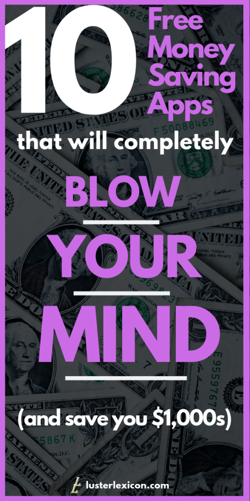 10 Best Free Money-Saving Apps: Save Money Automatically